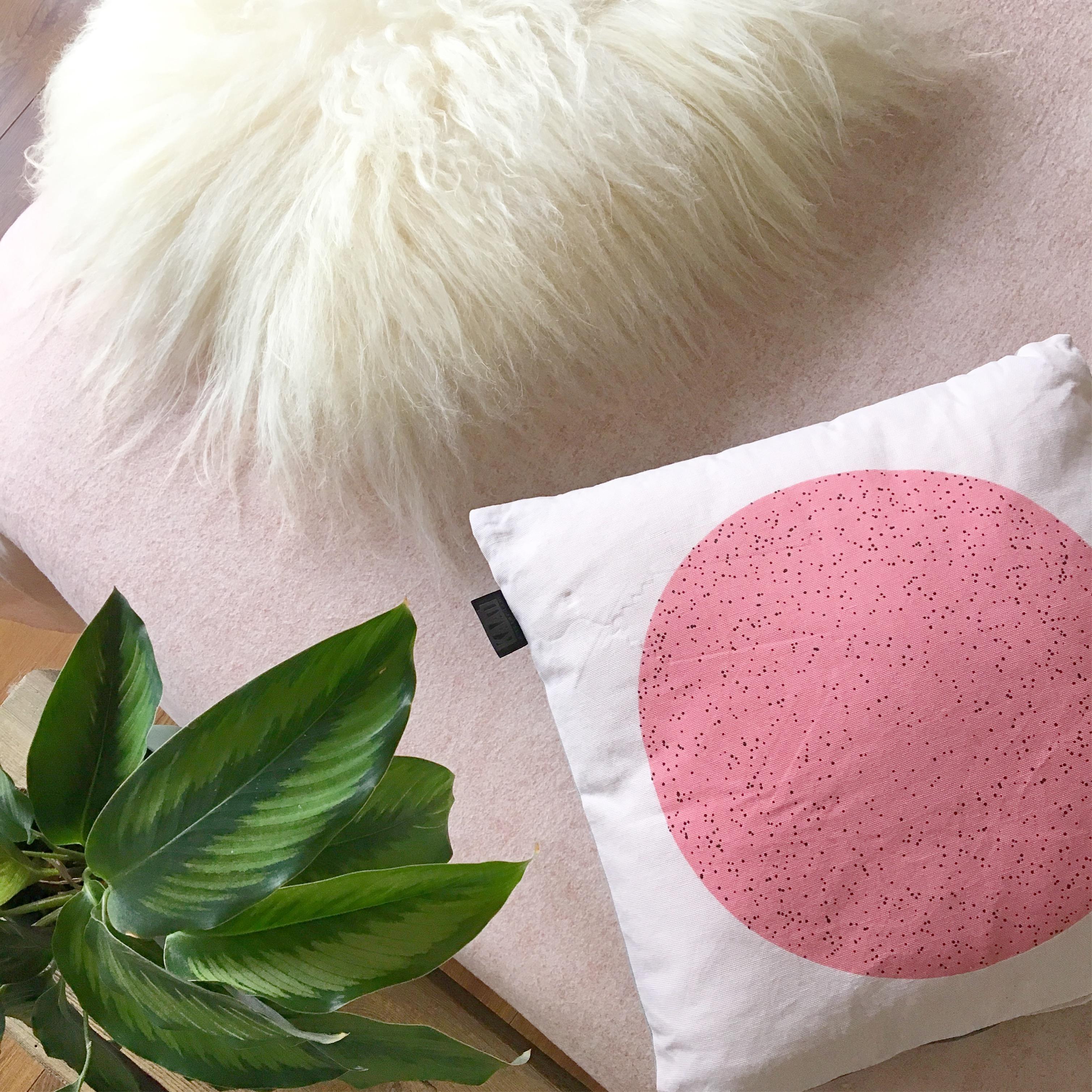 roze beddengoed kaat amsterdam