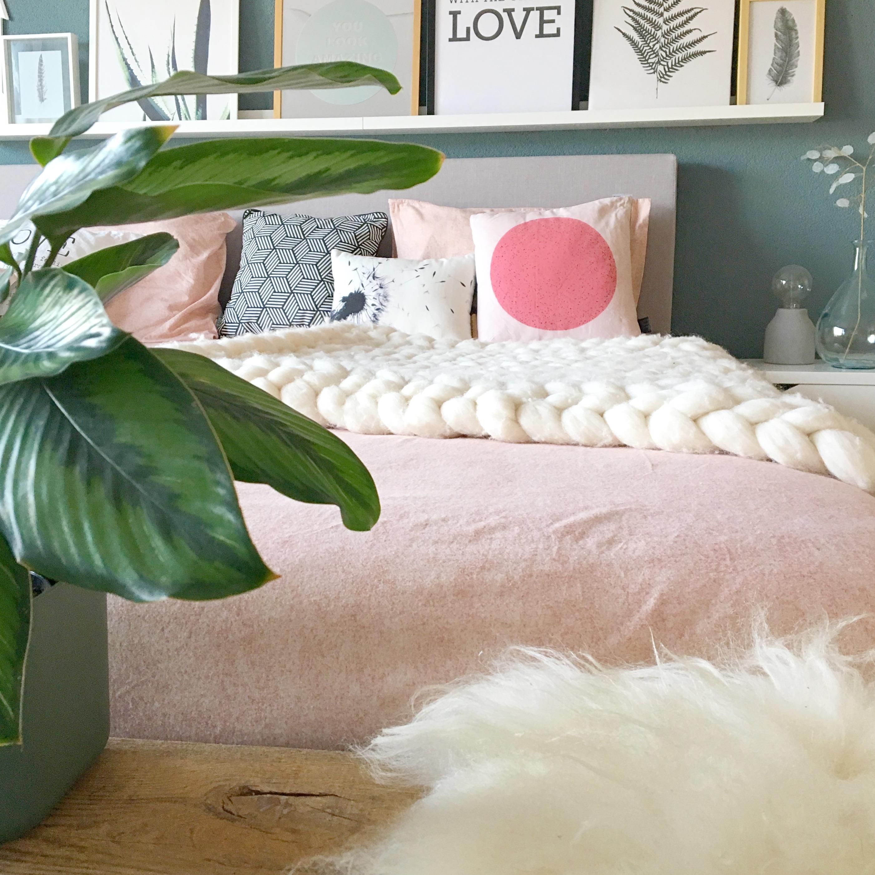 roze dekbedovertrek beddinghouse