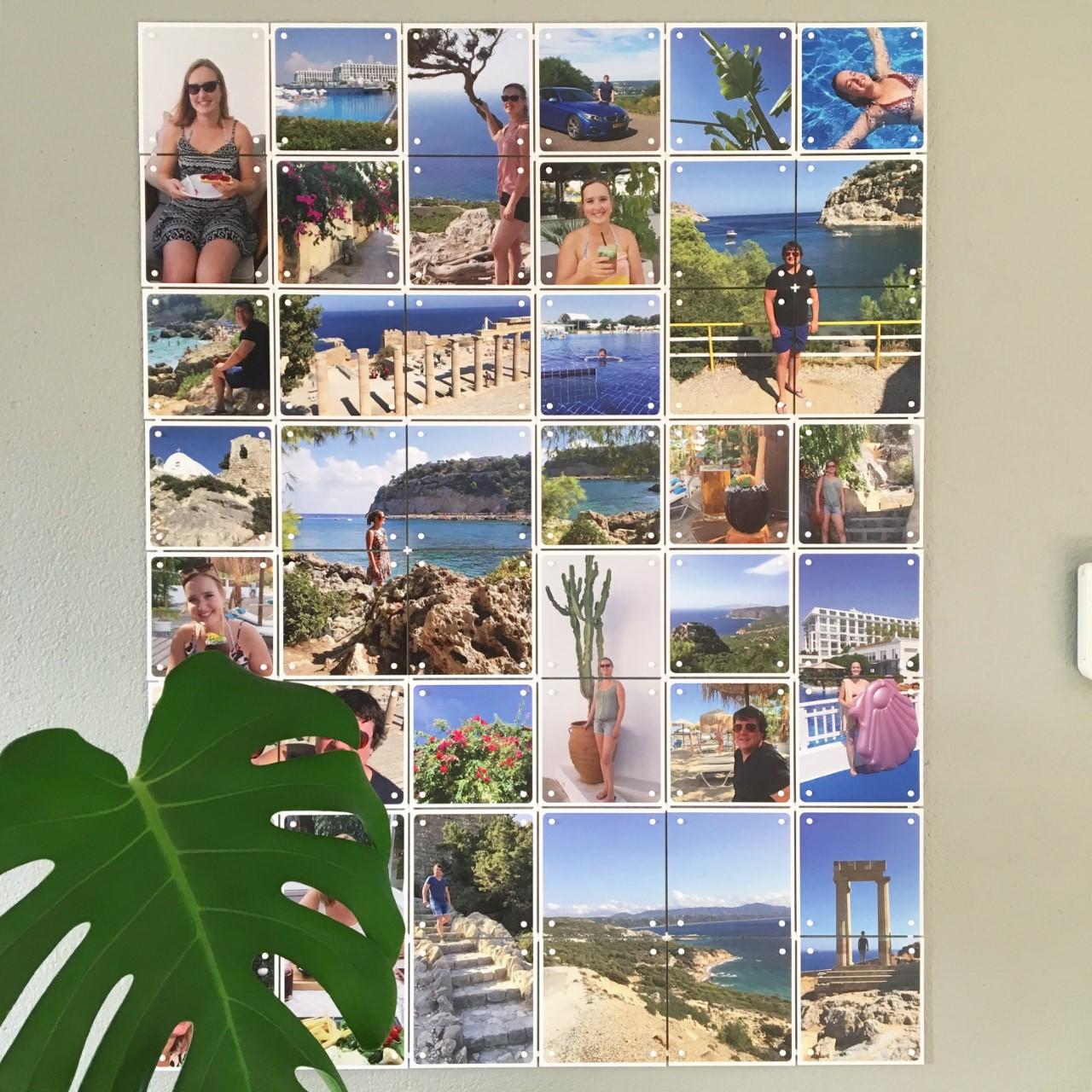 IXXI met vakantie foto's