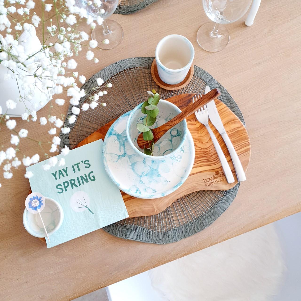 tafel dekken styling